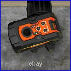 Klein Tools Laser Level Self Leveling Cross Line Plumb Spot Magnetic Mount Case