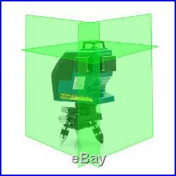 LETER 12Lines 3D Laser Level Self-Leveling 360 degree Laser Beam Line