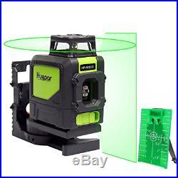 Levelsure 901CG Laser Level Mute Green Beam Cross Laser Self-leveling 360-Deg