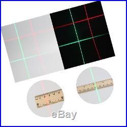 Levelsure Green Laser Level DIY Mute Cross Line Laser Self-Leveling 9011G 9