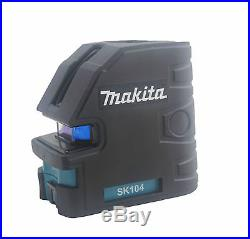 Makita SK104 Cross line Self-Leveling laser level