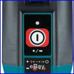 Makita SK105DZ 12v CXT Self Leveling Cross Line Laser Level Red Body Only
