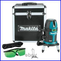 Makita SK209GDZ 12-Volt Multi-Line/Plumb Point Green Laser Level Bare Tool