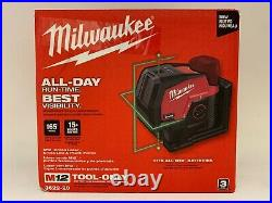 Milwaukee 3622-20 Laser TOOL ONLY