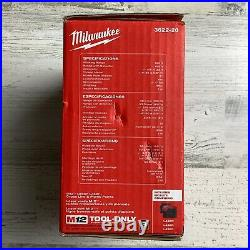 Milwaukee 3622-20 M12 Green Laser Cross Line & Plumb Point New Tool Only