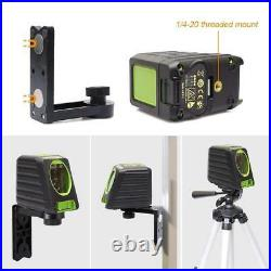 NEW Best Small Outdoor Lazer Fence Post Accurate Level Fence 360 Green Tool Kit