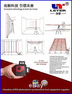 NEW LETER LT-362 Cross line Self leveling 360 degree laser line