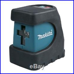 NEW MAKITA SK102Z Self Leveling Cross Line Laser Level/Plumb +Mount +Case SK102