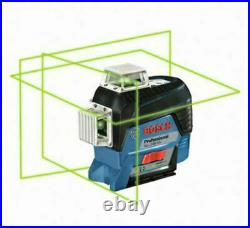 NEW! The new genuine Bosch Green Line Laser Level GLL3-80 CG Professional