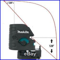 NIB MAKITA SK104Z SelfLeveling Horizontal/Vertical CrossLine Laser