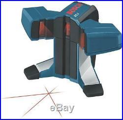 New Bosch Gtl3 Square Laser Range Finder Battery 45 Degree 3rd Line 65ft 6255400