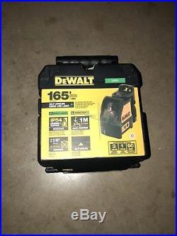 New Dewalt DW088CG Self Leveling Green Cross Line Laser NEW