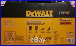 New Dewalt Dw0811lr 12 Volt Max 2 X 360 Red Lithium Line Laser Level
