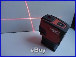 New Hilti Pmc 46 Combi Laser Level Self-leveling Pmc46, 05/2019 Warranty