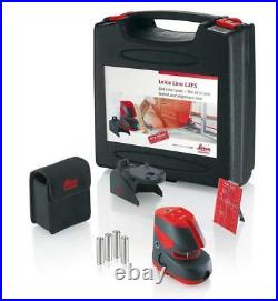 New Leica Lino L2P5 Self Leveling Combination Cross Line and Dot Laser