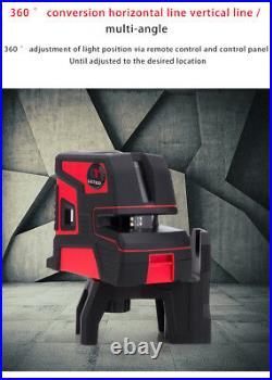 New leter Automatic Self Leveling 2 Line 5 Point 1V1H Green Laser Level LT-303G