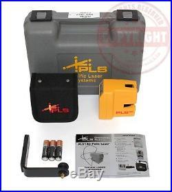 Pls180 Self-leveling Laser Level, Line, Plumb, Layout, Framing, Drywall, 60521, Hilti