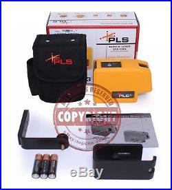 Pls3 Self-leveling Laser Level, Dot, Plumb, Layout, Framing, Drywall, 60523, Hilti