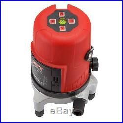 Professional 3D PRO Laser Level Auto Self Leveling 360° Rotating Rotary Cross