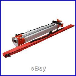 Red Beam 500M Range Auto Self Leveling Rotary Rotating Laser Level +Tripod Staff
