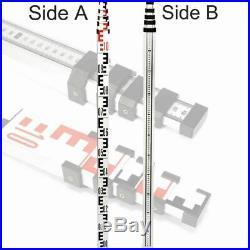 Ridgeyard Rotary Red Laser Level + Tripod + Staff Self Leveling Measuring Kit