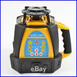 Rotary Laser Level Rotating Self-leveling Top Laser 500m Laser Level Lazer Level