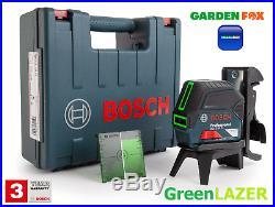 SALE Bosch GCL2-15G Self LEVELING GREEN LASER LINE 0601066J00 3165140869553 D