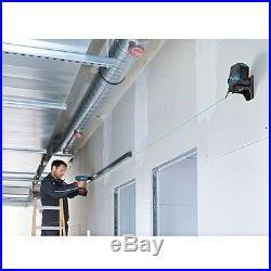 SALE Bosch GCL2-15G Self LEVELING GREEN LASER LINE 0601066J00 3165140869553 M