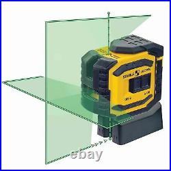 STABILA 03185 LAX 300 G Crosslines & Plumb Dots Laser