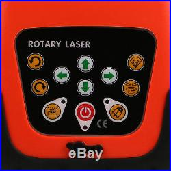 Self Leveling Laser Level GREEN Beam Rotary Rotating Levelling Automatic with Case