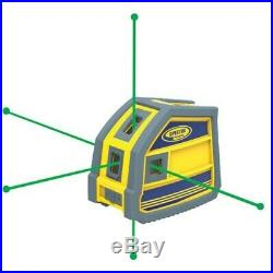 Spectra Laser LP51G Self Leveling 5-Green Beam Laser Pointer