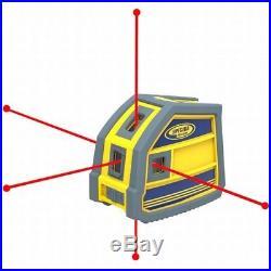 Spectra Laser LP51 Self Leveling 5-Beam Laser Pointer