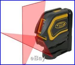 Spectra Laser LT20 Self Leveling Cross Line Laser Level Tool
