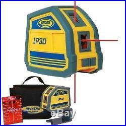 Spectra Laser Level LP30 Self Leveling Laser Pointer