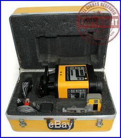 Spectra Precision 2xs Self-leveling Dual Slope Laser Level, Grade, Trimble, Topcon