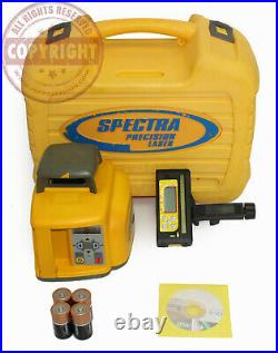 Spectra Precision Gl422 Self-leveling Dual Slope Laser Level, Trimble, Topcon