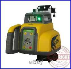 Spectra Precision Hv302g Green Beam Self-leveling Rotary Laser Level, Topcon