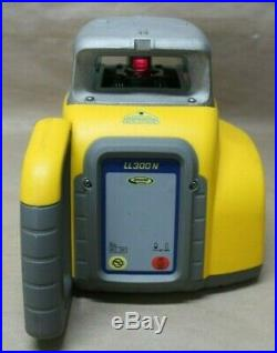 Spectra Precision LL300N Automatic Self Leveling Laser Free Shipping