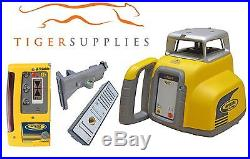 Spectra Precision Laser LL300-10 Automatic Self-leveling Level withCR600 Receiver