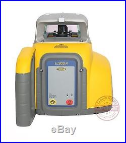 Spectra Precision Ll300n Self Leveling Rotary Laser Level, Transit, Topcon