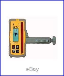 Spectra Precision Self-leveling GL622 Dual grade laser HL750 Receiver