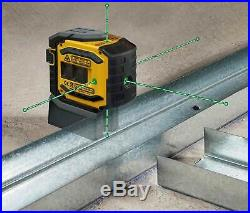 Stabila 03165 LA-5P G 5-Point Layout Green Beam Laser