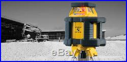 Stabila Rotary Laser Self-Leveling OFF ROAD Rotating Laser LAR200