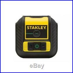 Stanley Cross90 Self Levelling Green Beam Cross Line Laser Level INT177592