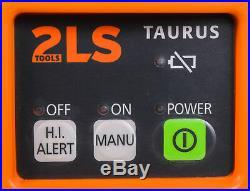 TOPCON RL-H3D Taurus Self-Leveling Rotary Laser Level
