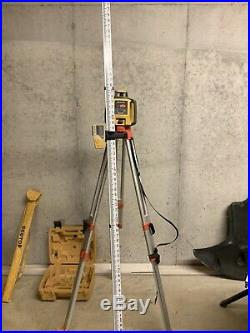 Topcon RL-H4C Long-Range Self-Leveling Construction Laser
