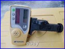 Topcon RL-H5B self leveling Laser Level