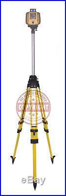 Topcon Rl-h4c Self-leveling Rotary Grade Laser Level, Slope, Transit