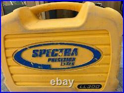 Trimble Spectra Precision LL300 Self Leveling Laser Level