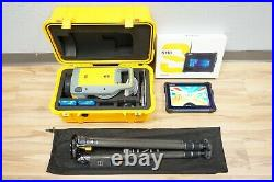 Trimble X7 3d Laser Scanner Self leveling Scanning with ST10 Tablet Gitzo TX8 TX6